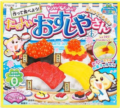 Popin' Cookin' DIY Candy Sushi Kit