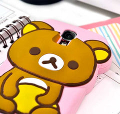 Rilakkuma's Favorite Pillow 3D Galaxy S4 Case