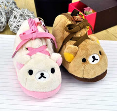 Rilakkuma Mini Shoe Accessories Pouch