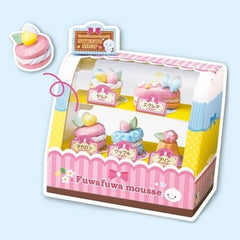 DIY Fuwa Fuwa Mousse's Sweet Shop Paper Clay Kit