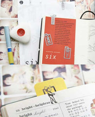 Cutout Bookmark Clip Collection