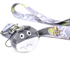 My Neighbor Totoro Lanyards with Bonus Cellphone Charm