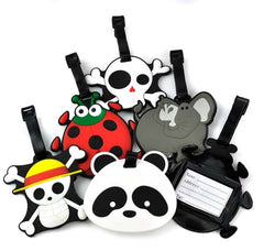 Animal Adventures Backpack Tags
