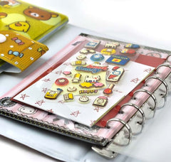Rilakkuma and Friends Sticker Collection Book