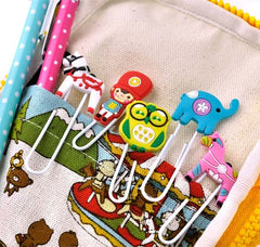 Book Buddies Bookmark Clips