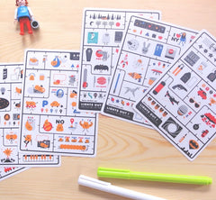 Planner Fun Sticker Sets