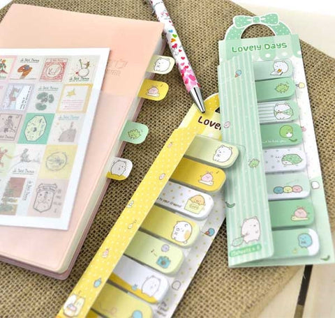 Lovely Days Planner Tabs