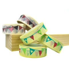 Party Banner Washi Tape