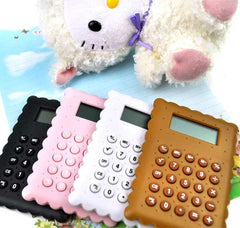 Little Fluffy Sheep 4-Function Calculators