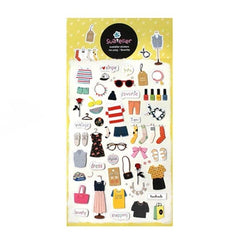 Girl's Life Sticker Collection