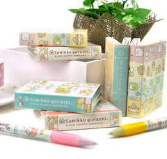Sumikko Gurashi Deluxe Notepad with Stickers