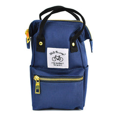 Dream It Backpack/Purse Pencil Pouch-Navy Denim
