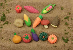 Garden Patch Eraser Collection