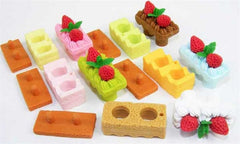 Dessert Eraser Collection
