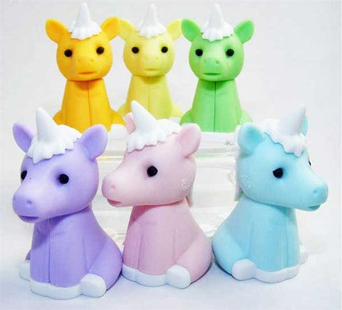 Unicorn Eraser Collection