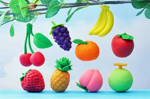 Fruit Eraser Collection