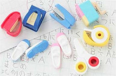 Everyday Items Eraser Collection