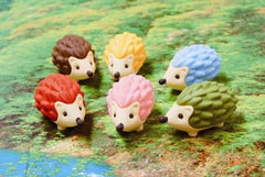 Hedgehog Erasers