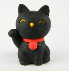 Welcome Cat Erasers