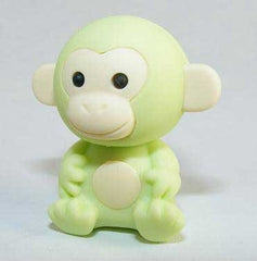 Playful Monkey Erasers