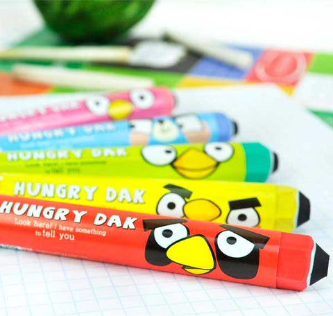 Jumbo Animal Eraser Stick