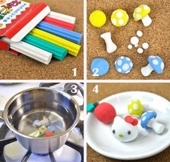 Create-Your-Own Clay Eraser