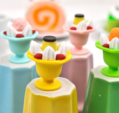 Parfait Eraser Collection