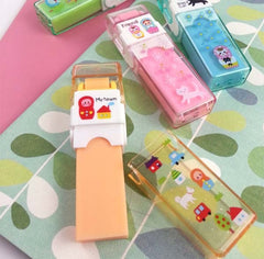 Yummy Scented Eraser and Roller Cleaner