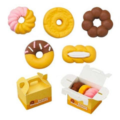 Do-It-Yourself Scented Clay Eraser Donut Set
