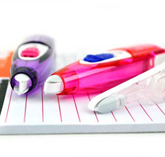 Mono 2-Way Eraser and Correction Tape - Refill Correction Tape