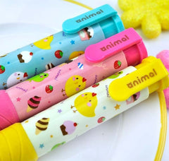 Sweetest Animal Stick Eraser