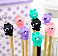Animal Companion Pencil Toppers