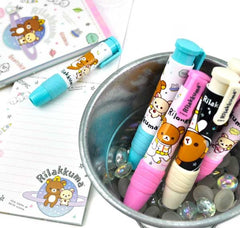 Rilakkuma in Space Jumbo Retractable Eraser