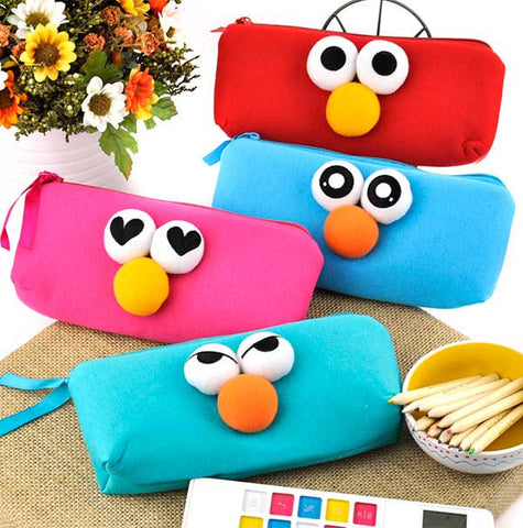 Eye Express My Emotions Pencil Pouch