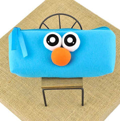 Eye Express My Emotions Pencil Pouch-Pleasantly Surprised (Sky Blue)