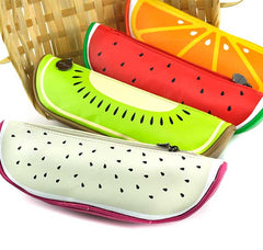 Fruit Slices Pencil Pouch