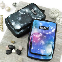 Galaxy Backpack Pencil Pouch