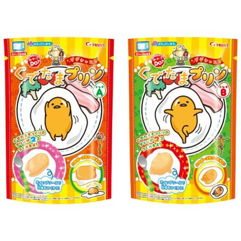 Gudetama Pudding Candy Kit