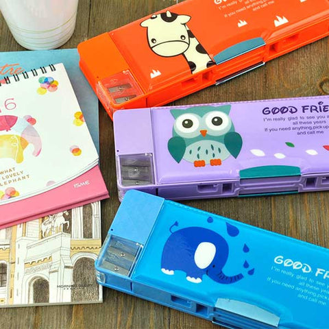 Good Friends Pencil Box