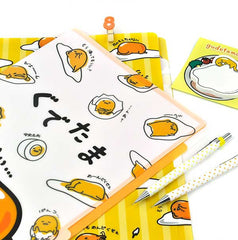 Gudetama 5 Subject Folder