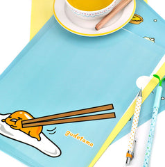 Gudetama File Folder- Light Blue