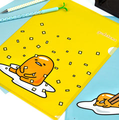 Gudetama File Folder-Yellow