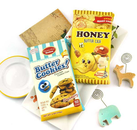 Honey & Butter Cookie Pencil Pouch