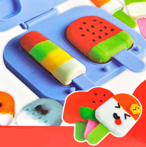 Ice Cream Clay Kit