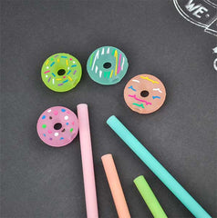 Neon Jelly Donut Gel Pen