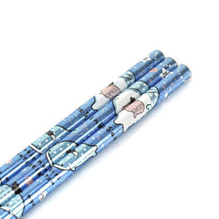 Jinbei-San Wooden Pencil-Deep Ocean Blue