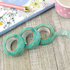Lace Trim Washi Tape