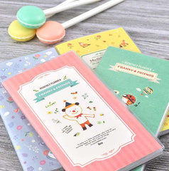 Mini Floral and Franky Friends Pastel Planner