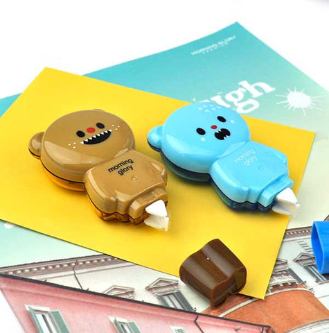Monster and Bear Correction Tape