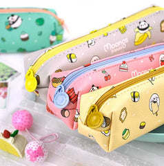 Moongs Delicious Treats Pencil Pouch